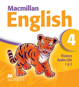 Macmillan English 4 Fluency Audio CD (2)