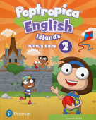 Poptropica English Islands 2 Pupil's Book and Online Game Access Card pack