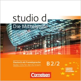 studio d B2.2 Audio-CDs