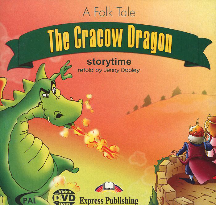Stage 3 - The Cracow Dragon DVD Video/DVD-ROM PAL