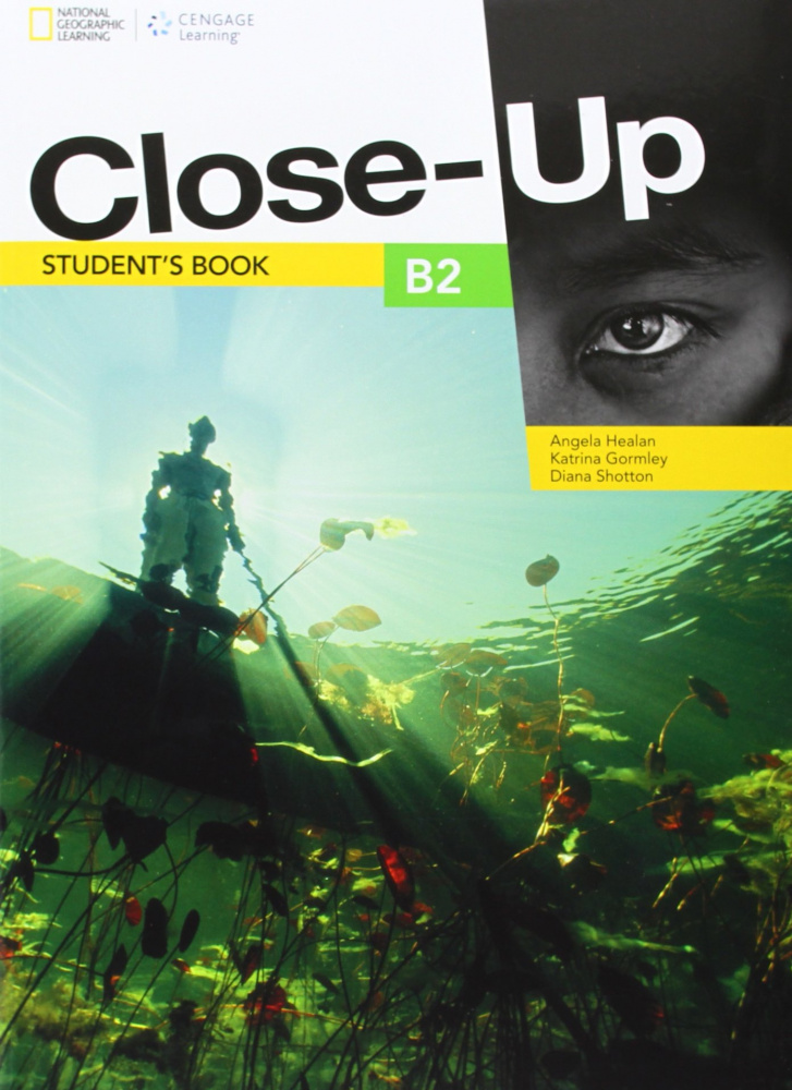 Close-Up B2 Student Book with DVD