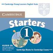 Cambridge Young Learners English Tests (Second Edition) Starters 1 Audio CD (Лицензия)