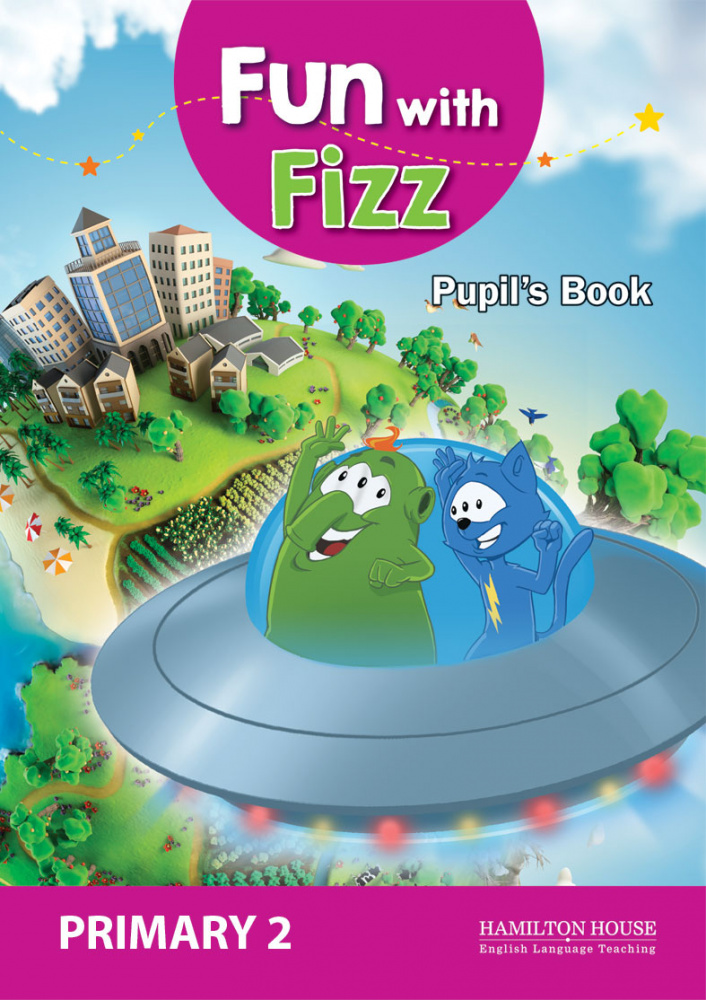 Fun with Fizz 2 Pupl's Book + Ebook + Picture Dictionary