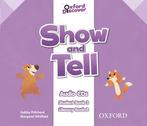 Show and Tell Level 3 Class CD (2)