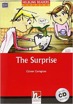 Red Series Short Reads Level 2: The Surprise + CD