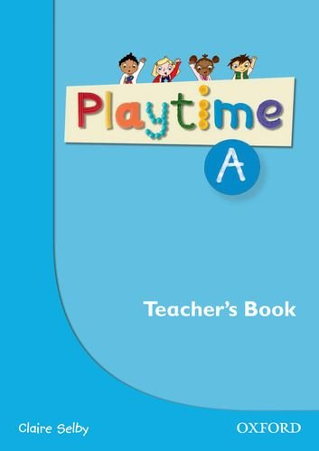 Playtime A Teachers Book
