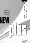 New Plus First Certificate Test Booklet (Old)