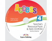 Access 4 Teacher's Resource Pack & Tests CD-ROM