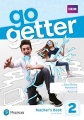 GoGetter 2 Teacher's Book with MyEnglishLab & Online Extra Homework + DVD-ROM Pack