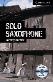 Solo Saxophone (with Audio CD)