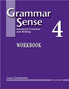 Grammar Sense 4 Workbook