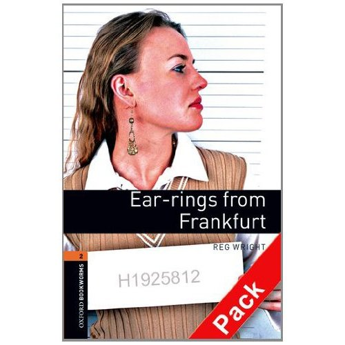 Ear-rings from Frankfurt Audio CD Pack