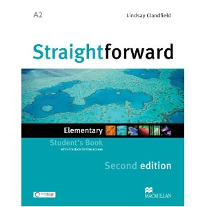 Straightforward (Second Edition) Elementary Student's Book + Webcode