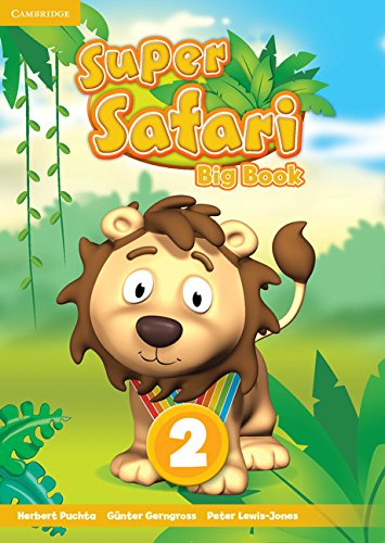 Super Safari 2 Big Book