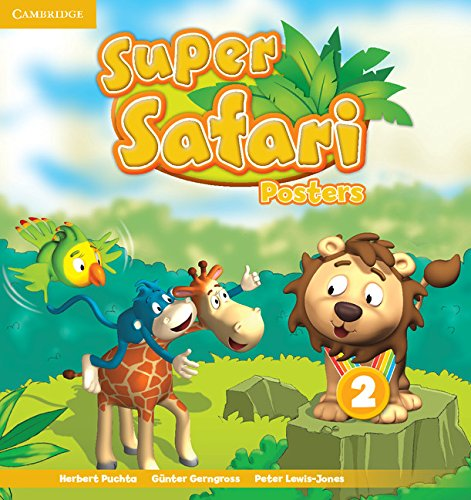 Super Safari 2 Posters (10)