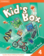 Kid's Box  Level 4 Activity Book