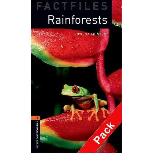 Rainforests Audio CD Pack