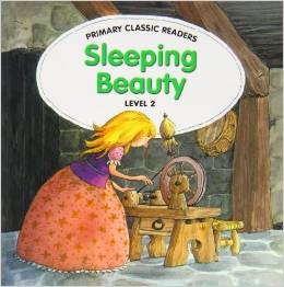 Primary Classic Readers Level 2: Sleeping Beauty with Audio CD