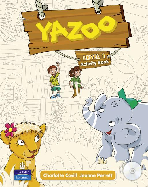 Yazoo 1 Activity Book (with CD-ROM)