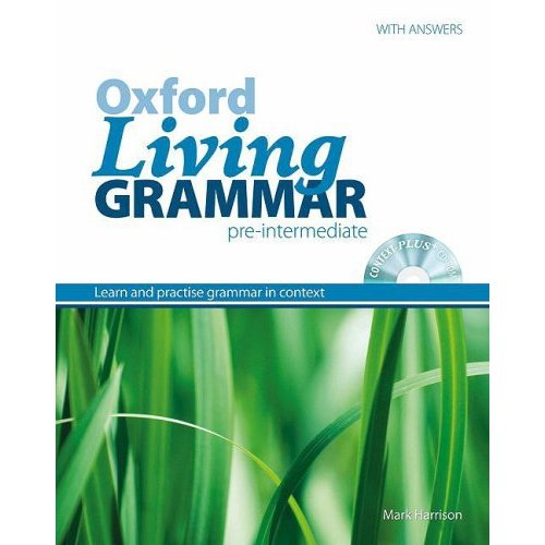 Oxford Living Grammar Pre-Intermediate Student's Book Pack (2009)