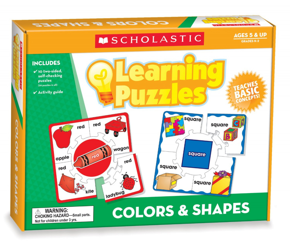 Learning Mats: Colors & Shapes