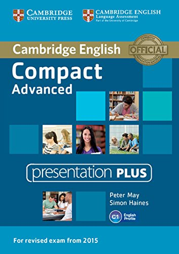Compact Advanced (for revised exam 2015) Presentation Plus DVD-ROM