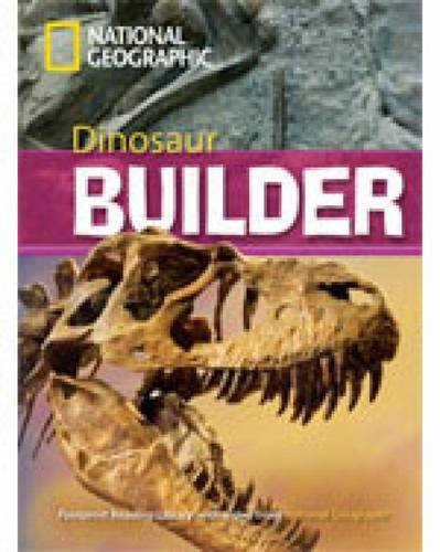 Fotoprint Reading Library C1 The Dinosaur Builder with CD-ROM