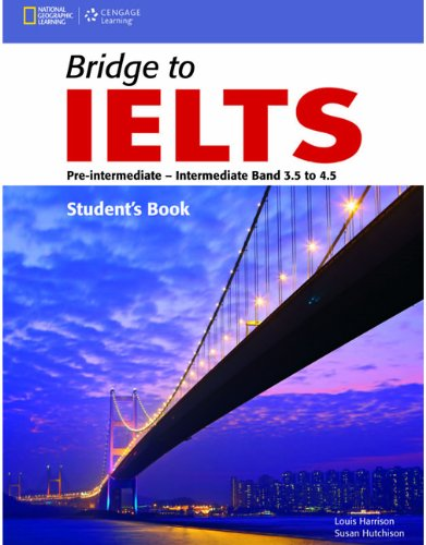 Bridge to IELTS Bands 3,5 - 4,5  Students Book
