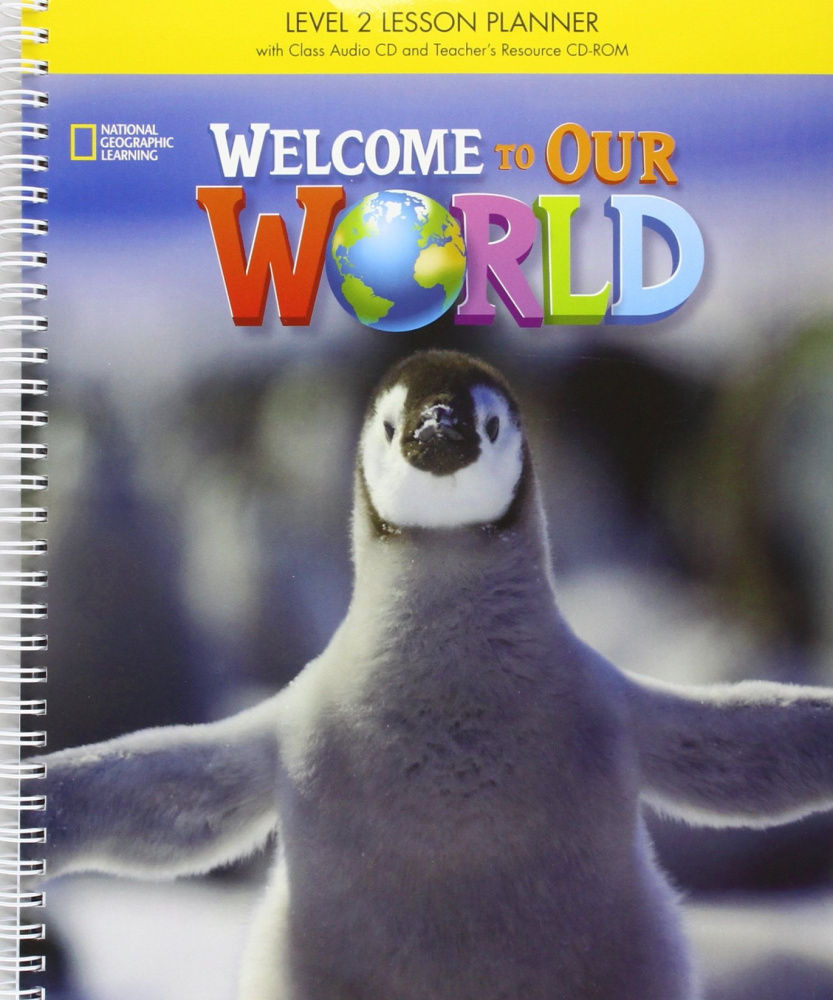 Welcome to Our World 2 Lesson Planner