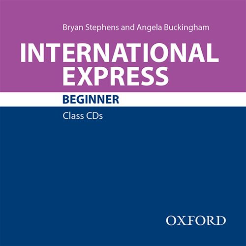 International Express Third Edition Beginner Class Audio CD