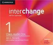 Interchange 5th Edition 1 Class Audio CDs(3)