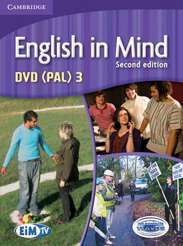 English in Mind (Second Edition) 3 DVD Pal