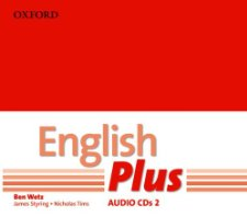 English Plus 2 Class Audio CDs (3)