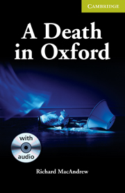 A Death in Oxford  (with Audio CD)