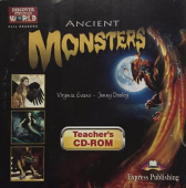 Ancient Monsters Teacher's CD-ROM