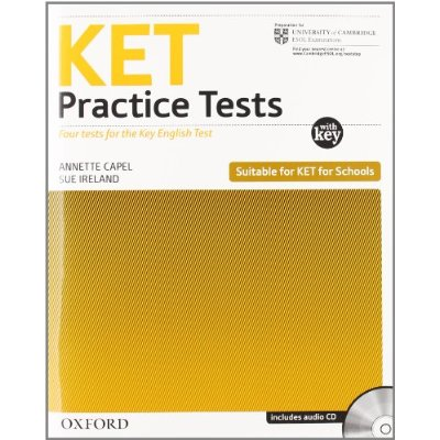 KET Practice Tests: Practice Tests With Key and Audio CD Pack