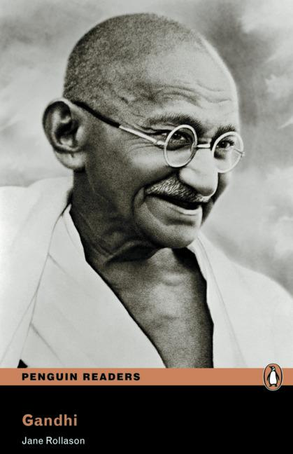 Gandhi (with Audio MP3)