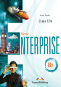 New Enterprise B2 Class Cds (Set Of 3)