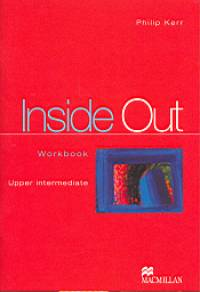 Inside Out Upper Intermediate Workbook without Key + CD