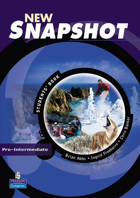New Snapshot Pre-intermediate Students' Book