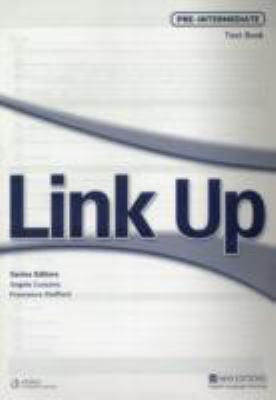 Link Up Pre-Intermediate Test Book