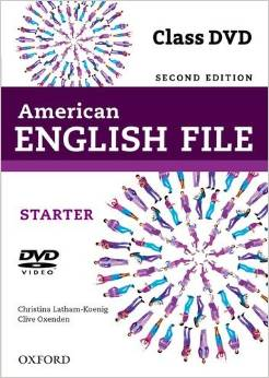 American English File Second edition Starter Class DVD