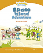 Pearson English Kids Readers: Level 3 Poptropica English Space Island Adventure