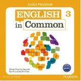 English in Common 3 Class Audio CDs