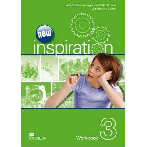 New Inspiration 3 Workbook