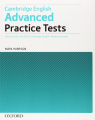 Cambridge English Advanced Practice Tests ((New for The 2015 Exam)