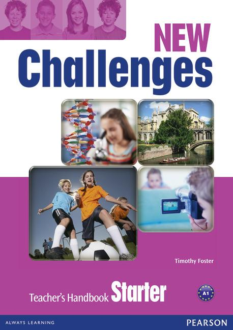 New Challenges Starter  Teacher's Pack (Book with Test Master CD-ROM)