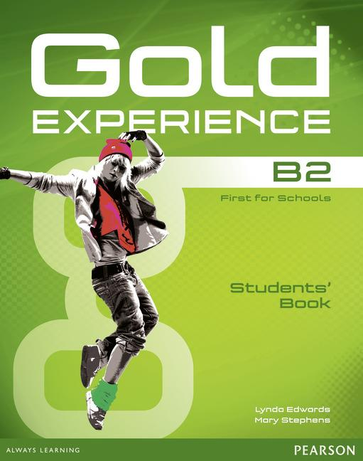 Gold Experience B2 Students' Book with DVD-ROM Pack