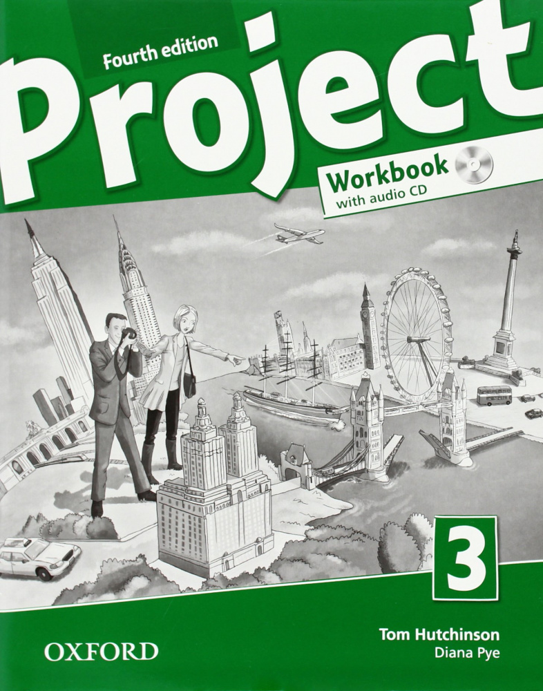 Project Fourth Edition 3 Workbook with Audio CD and Online Practice
