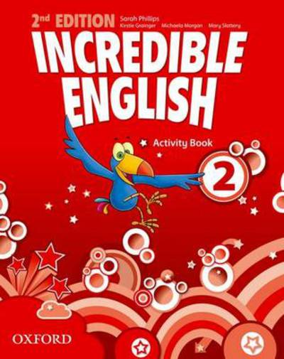 Incredible English (Second Edition) Level 2 Activity Book